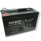 Select Akü SL Serisi Aküler